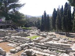 Visiter Site de Knossos