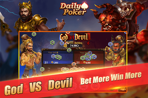 Daily Poker - Indian Casino 2.4.0.0 screenshots 4