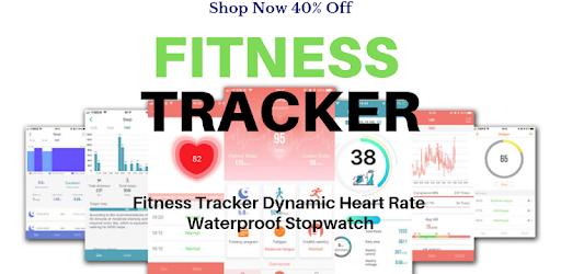 Приложения в Google Play – Fitness <b>Tracker</b> Review