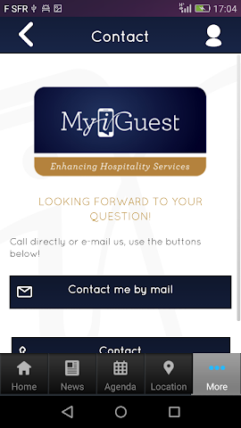 android MYiGuest Screenshot 4