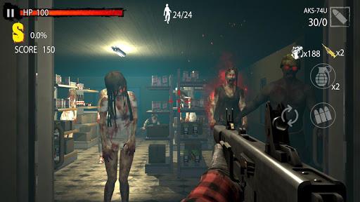 Zombie Hunter D-Day 1.0.201 screenshots 10