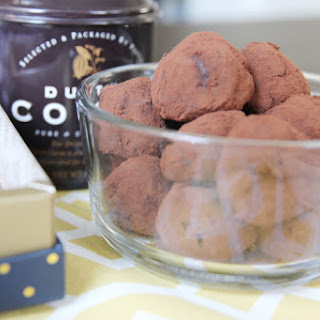 Mexican Hot Chocolate Truffles + A Giveaway.