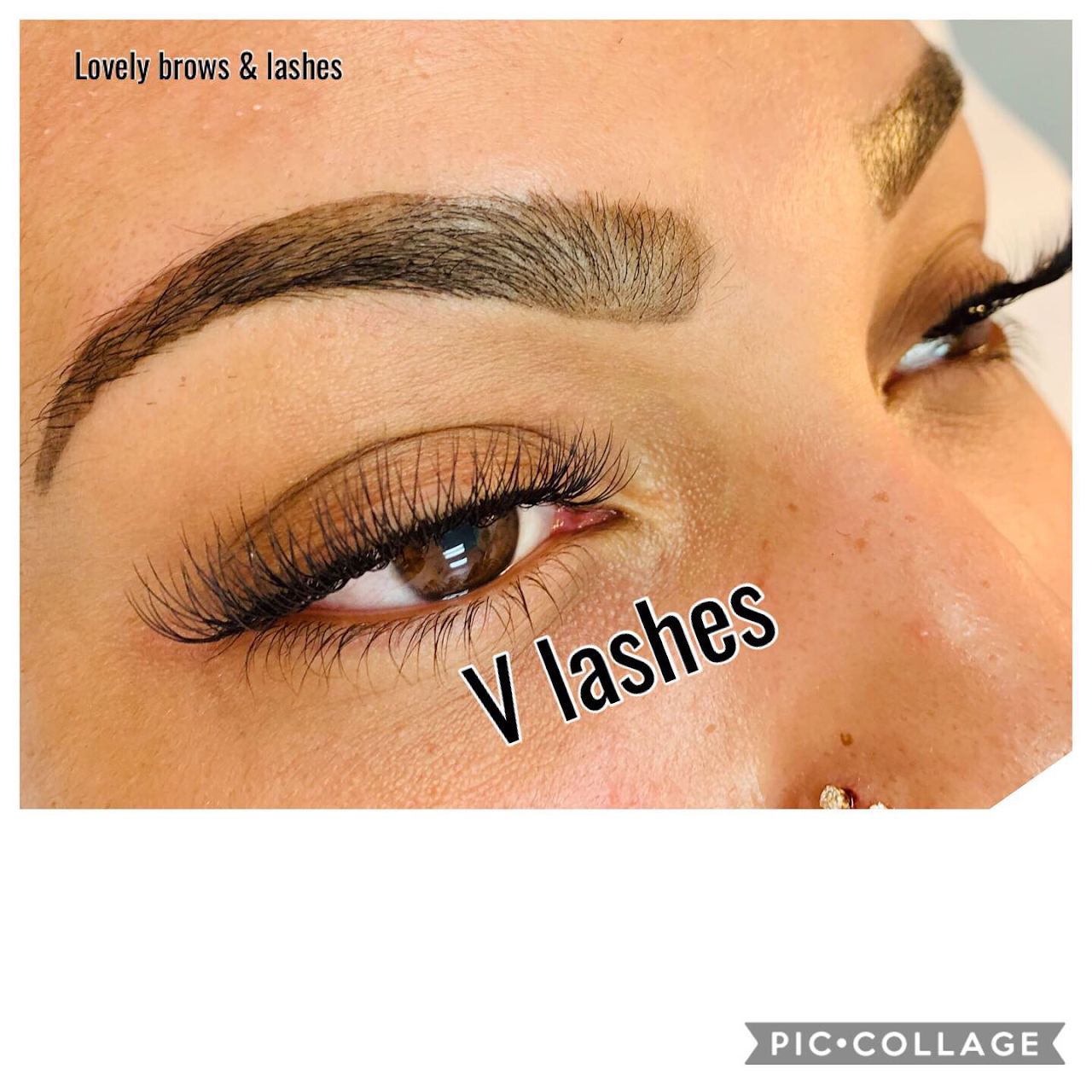 Lovely Brows and Lashes (Threading, Lash Extension, Body