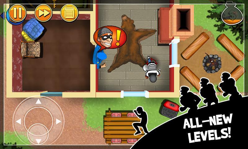 Robbery Bob Free AJA screenshot #1