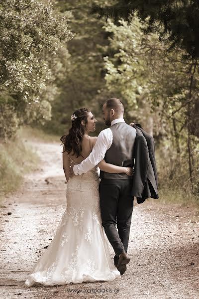 Fotógrafo de casamento Georgios Chatzidakis (chatzidakis). Foto de 16.06.2021