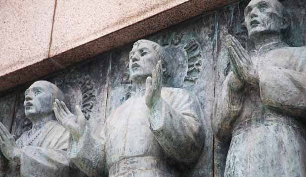 Hidden Christians in Japan accept UNESCO designation