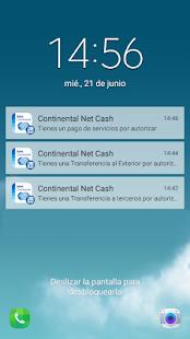 BBVA Continental net cash | PE - náhled