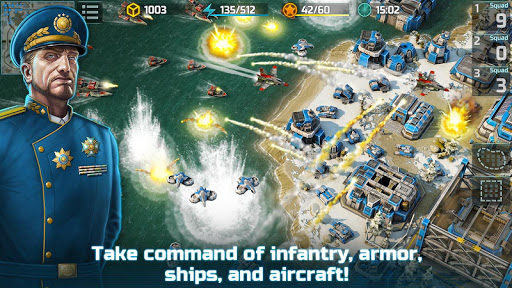Art of War 3: PvP RTS modern warfare strategy game download 2
