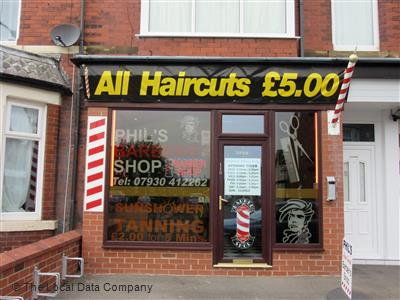 Phil S Barbers