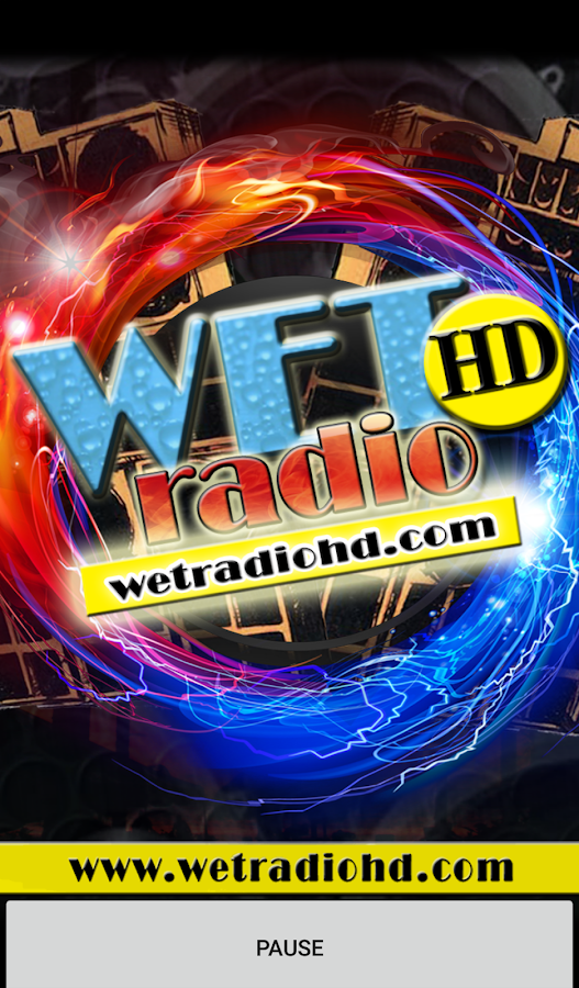 Wet Radio HD- screenshot
