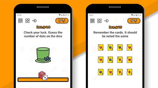 Golovolomki - IQ Test, Puzzle apkpoly screenshots 5