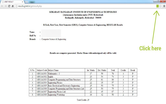 Results Calc
