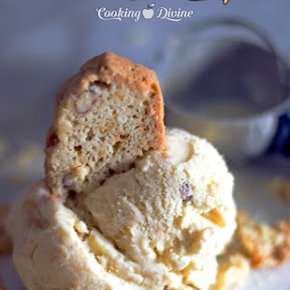 Biscotti Ice Cream