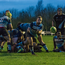 Exit play by James Booth - Sports & Fitness Rugby