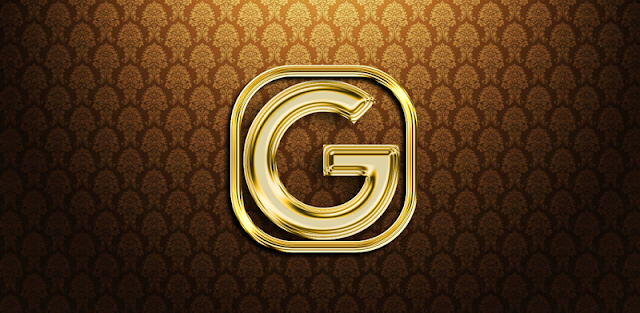 Gold Solid luxury - Icon Pack  top personalization