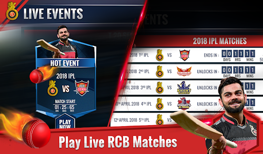 RCB Epic Cricket – The Official Game 5