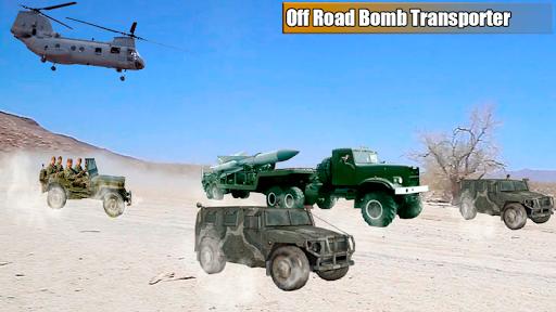 Bomb Transporter Sim - City Truck Game 1.0 screenshots 3