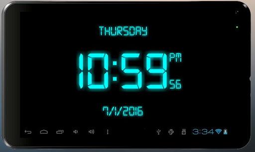 Digital Clock - LED Watch 2.1 screenshots 6