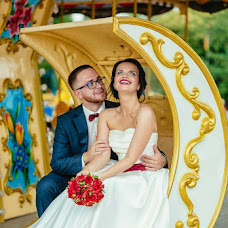 Wedding photographer Kseniya Popova (Ksenyia). Photo of 18.10.2016