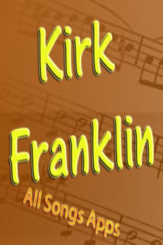 All Songs of Kirk Franklin