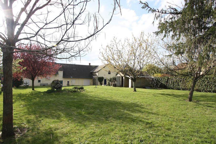 Vente maison 5 pièces 110 m² à Menetou-Râtel (18300), 145 000 €