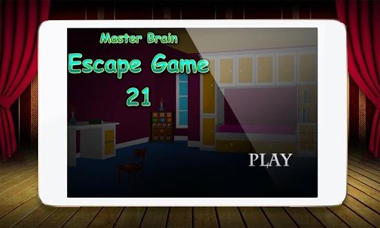 Cerebro Maestro de escape 21 Gratis