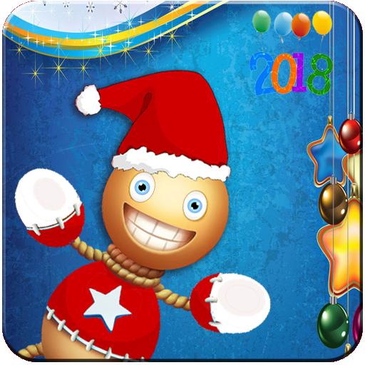 Kick buddy christmas 2018 (game)