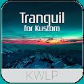 Tranquil for Kustom KLWP