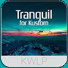 Tranquil for Kustom KLWP icon