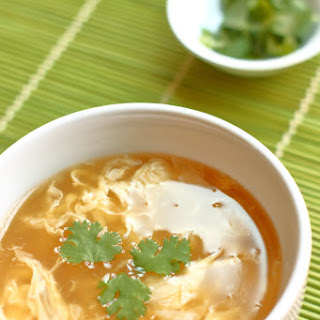 Egg Drop Soup | Quick and Light Recipe