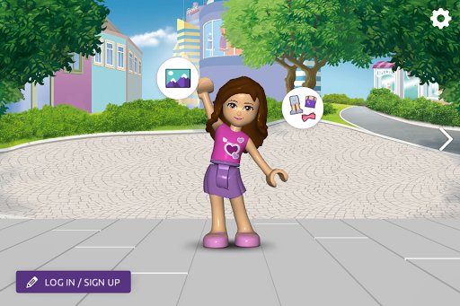 玩免費娛樂APP|下載LEGO® Friends – Meet us app不用錢|硬是要APP