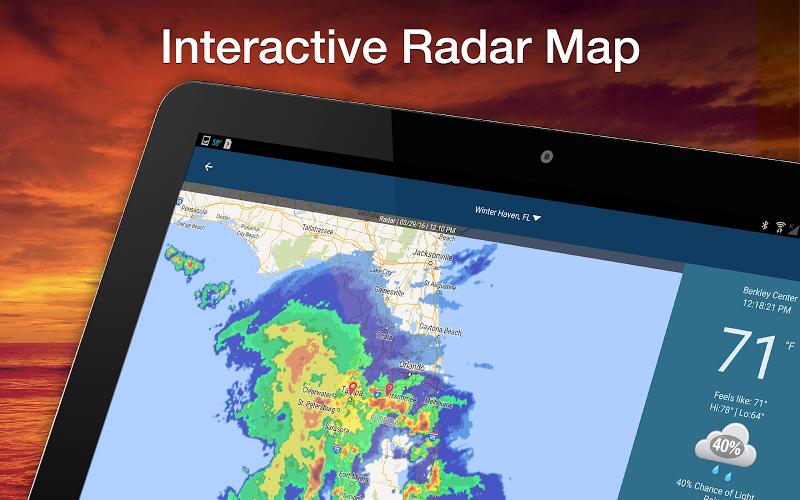 Weather Elite by WeatherBug Screenshot 7