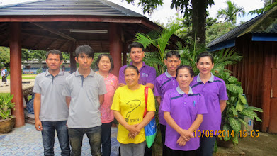 Photo: Muang Khong School after Education and Prevention meeting.