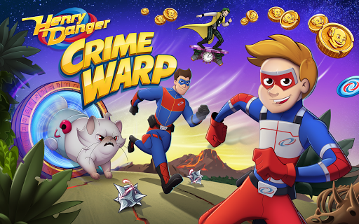 Henry Danger Crime Warp  screenshots 11