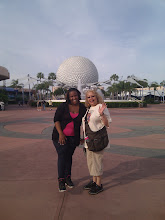 Photo: Hello From Epcot Center.