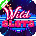 Wild Slots ™- Free Classic Vegas slots games icon