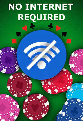 Poker Offline - Free Texas Holdem Poker Games 7.2 Mod screenshots 3