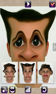 Face Animator - Photo Deformer Pro Screenshot