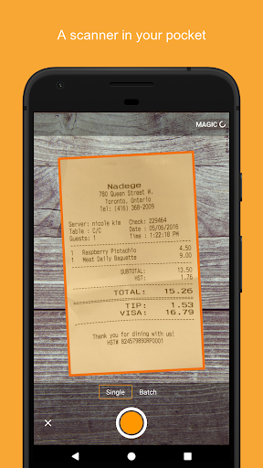 Screenshot for Genius Scan+ - PDF Scanner in United States Play Store