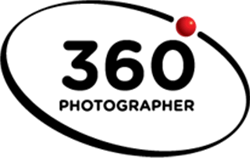 logo 360 photographer
