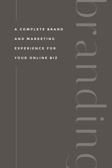 Complete Brand & Marketing - Pinterest Pin Template