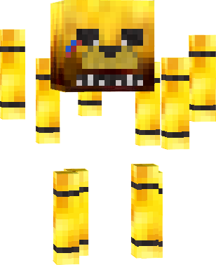 golden freddy | Nova Skin