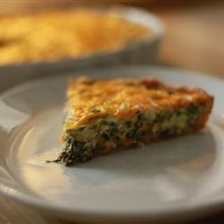 Spinach Quiche With Frozen Pie Crust Recipes