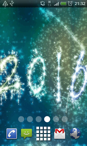 2016 Live Wallpapers Fireworks