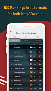 Live Line & Cricket Scores – Cricket Exchange App Download For Android and iPhone 7