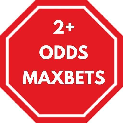 2+ ODDS MAXBET-100% WIN