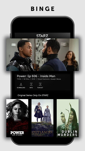 STARZ 4.4.0 screenshots 2