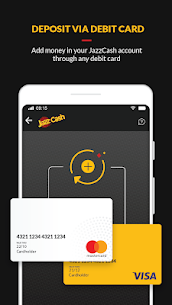 JazzCash – Money Transfer, Mobile Load & Payments 6