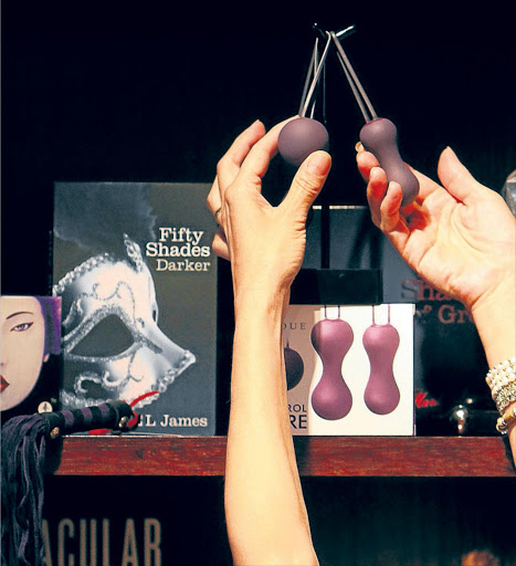 introducing sex toys into the relationship