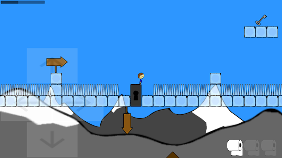 Toilet Boy - 2D Platformer- screenshot thumbnail